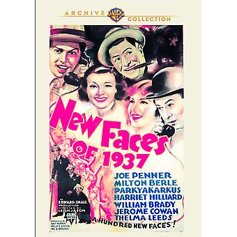 New Faces of 1937 [DVD] USA import