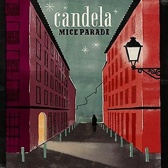 Mus Parade - Candela [CD] USA importerer