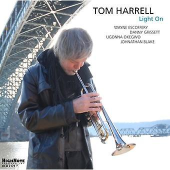Tom Harrell - lys på [CD] USA import