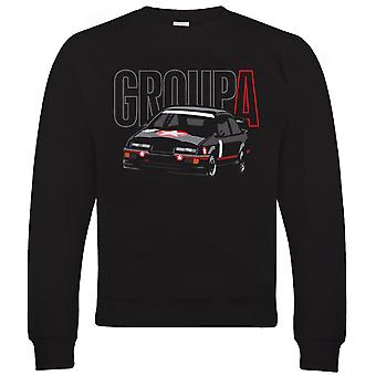 Sierra RS500, Mens Group A Touring Car Sweatshirt