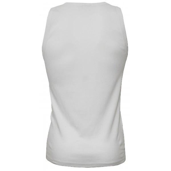 Jockey 3-Pack Vests, White