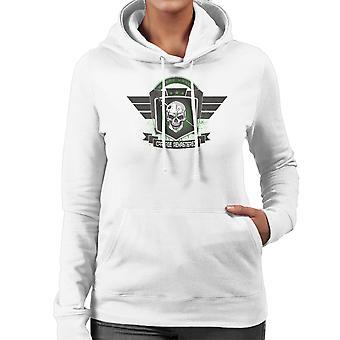 Carnage Remastered COD Modern Warfare Remastered Women's Hooded Sweatshirt