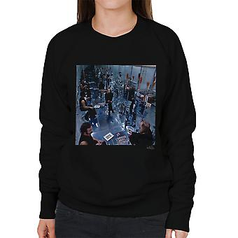 Fripp And Eno No Pussyfooting Album Cover 1973 Women's Sweatshirt