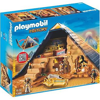 Playmobil 5386 Pharaoh's Pyramid (Toys , Dolls And Accesories , Miniature Toys , Stages)