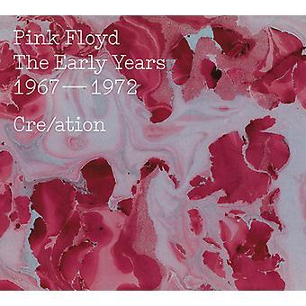 Pink Floyd Cre/Ation - de tidiga åren 1967-1972 [CD] USA import