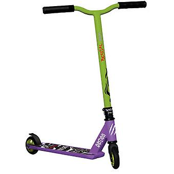 Bestial Wolf Demon Green And Violet (Outdoor , On Wheels , Scooters)