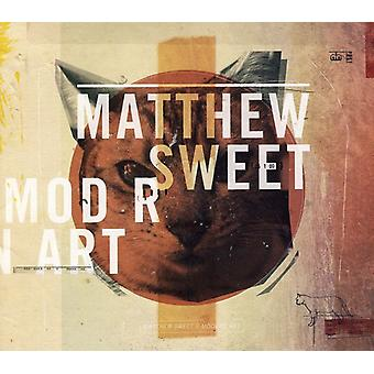 Matthew Sweet - moderne kunst [CD] USA import