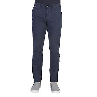Napapijri Trousers Men Blue