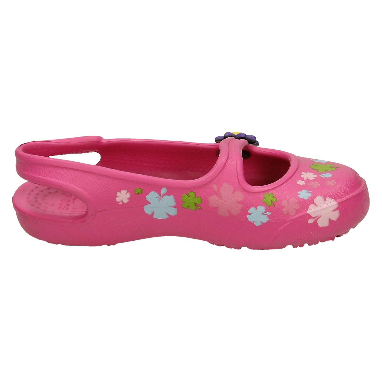 48596d5ca Girls Crocs Gabby Flowers