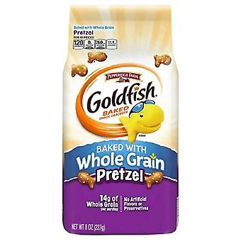 Pepperidge Farm volkoren Pretzel goudvis gebakken Snack Crackers 2 Bag Pack