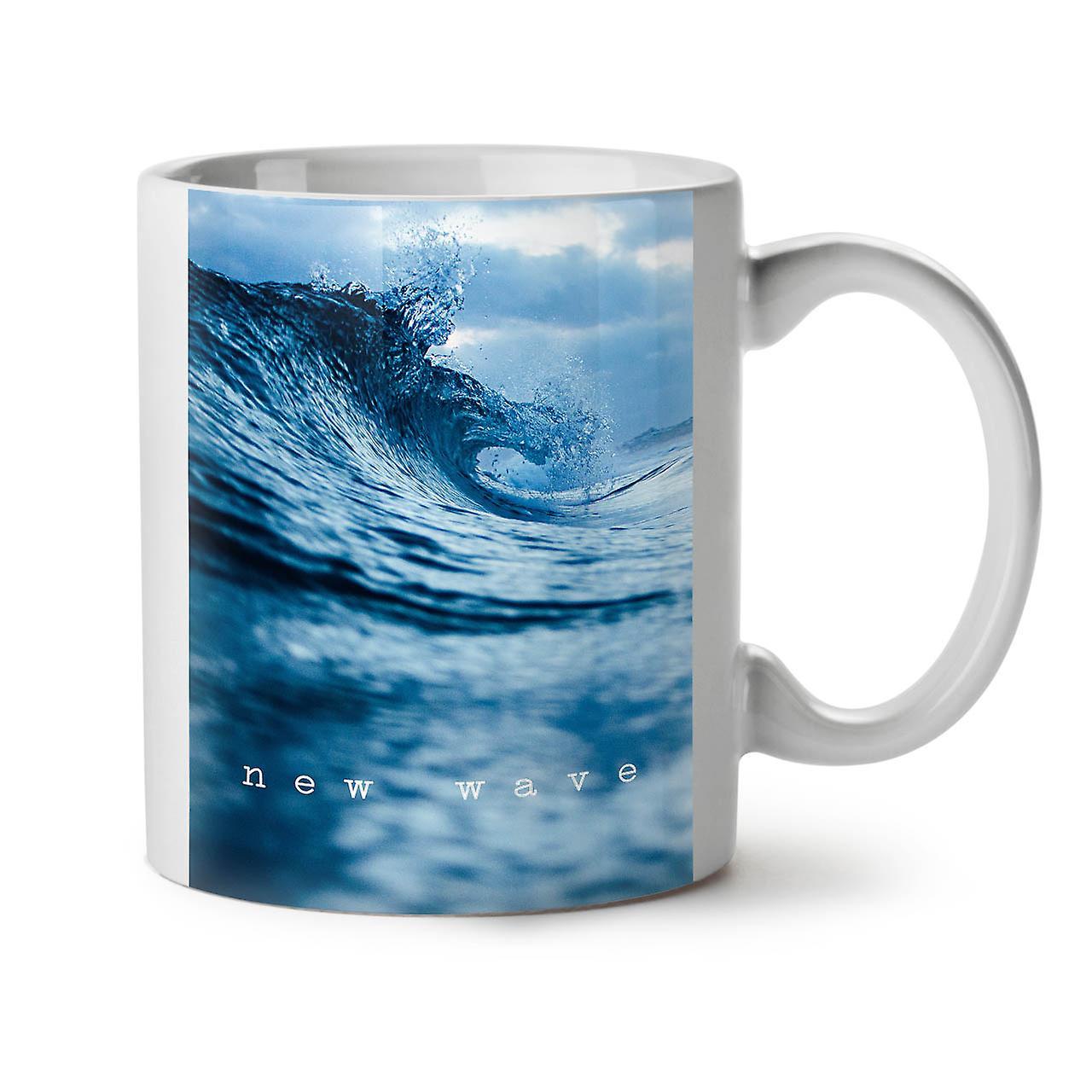 Style White Sea OzWellcoda Ocean Coffee Ceramic 11 Mug New Tea thrdxBCsQ