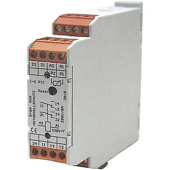 Monitoring relay 230 V AC 2 change-overs 1 pc(s) Appoldt TM-