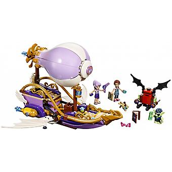 LEGO 41184 AIRA's airship & hunting on the Amulet