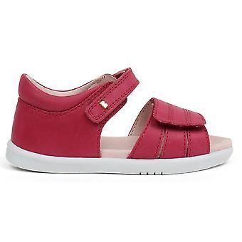 Bobux-gang piger Hampton sandaler mørk Pink
