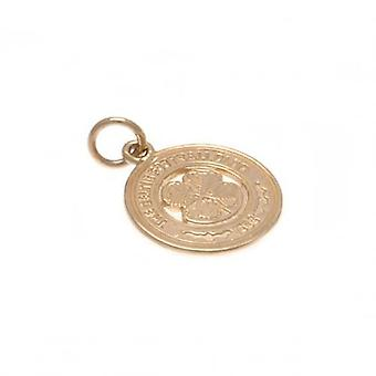 Celtic 9ct Gold Pendant