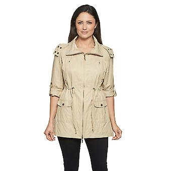 Ladies shower resistant  jacket David Barry DB321