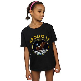 NASA Girls Classic Apollo 11 T-Shirt