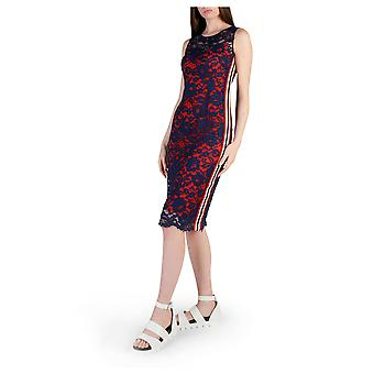 Pinko Women Dresses Blue