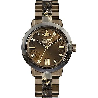 Vivienne Westwood Brown Marble Arch Ladies' Watch