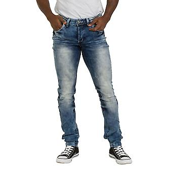 Slim Fit Mens Jeans Denim with stretch