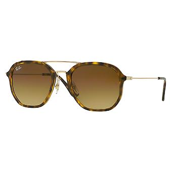 Ray - Ban RB4273 tortoise/Brown gradient gold