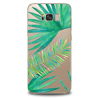 Tropical shell for Samsung Galaxy S8