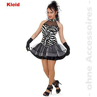 Zebra Womens costume Zebra dress tulle dress Africa wild horse ladies costume