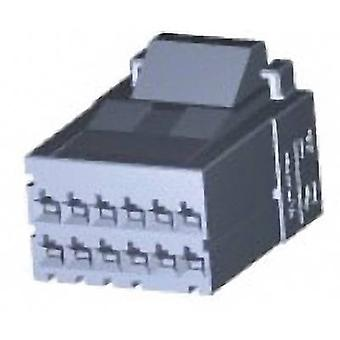 TE Connectivity Socket enclosure - cable DYNAMIC 2000 Series Total number of pins 20 2-1318118-9 1 pc(s)