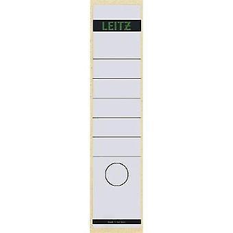 Leitz Lever arch file labels 1640-00-01 61 x 285 mm Paper White Permanent 10 pc(s)