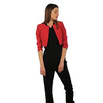 Short Jacket Red I18141 Liu Jo Woman