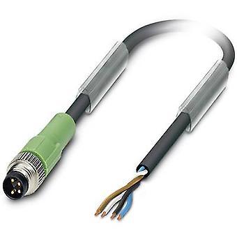 Entre em contato com sensor e atuador cabo SAC-16:00 8MS/1,5-PUR 1681787 Phoenix