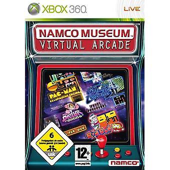Namco Museum Virtual Arcade (Xbox 360)