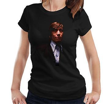 TV Times Charlie Watts Rolling Stones Women's T-Shirt