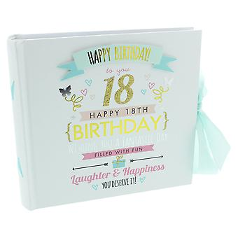 Signography Ladies 18th Birthday Photo Album