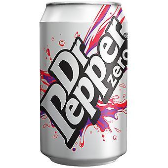 Dr Pepper Null Dosen