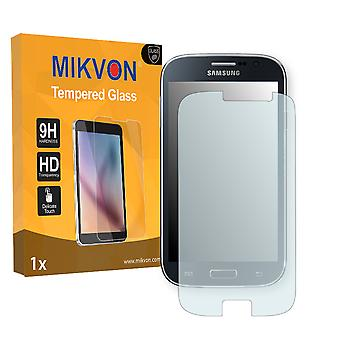Samsung Galaxy Grand Neo Plus Screen Protector - Mikvon flexible Tempered Glass 9H (Retail Package with accessories)
