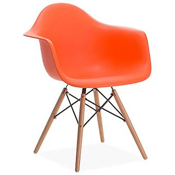 Tavi Tavi Orange Inspiration chair Charles & Ray Eames (Furniture , Chairs , Chairs)