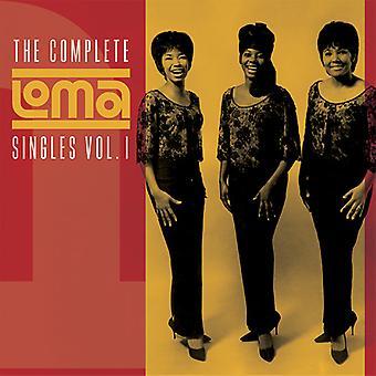 Complete Loma Singles 1 - Complete Loma Singles 1 [CD] USA import
