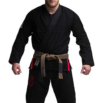 Gameness Air BJJ Gi zwart
