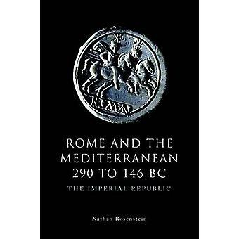 Roma e no Mediterrâneo 290 para 146 A.C. - a República Imperial por at