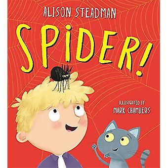 Pająk! przez Alison Steadman - 9781444933505 książki
