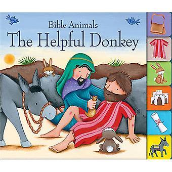 The Helpful Donkey by Juliet David - Josh Edwards - Lucy Barnard - 97