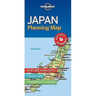 Lonely Planet Japan Planning Map by Lonely Planet Japan Planning Map
