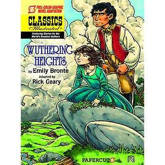 Classics Illustrated - Wuthering Heights by Emily Bronte - Rick Geary