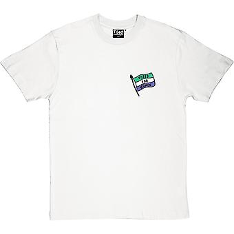 Röster för kvinnor Pin mäns T-Shirt