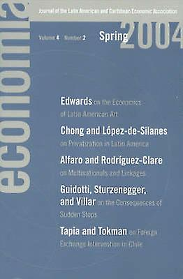 Economia - Spring 2004 - Journal of the Latin American and Caribbean Ec