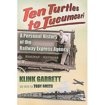 10 Schildkröten bis Tucumcari - eine persönliche Geschichte der Bahn Express A