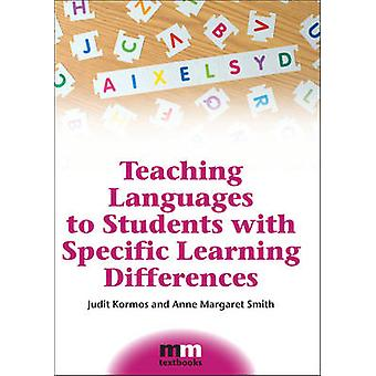 Teaching Languages to Students with Specific Learning Differences by