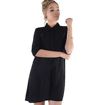 Lovemystyle chemisier robe chemise avec col - échantillon