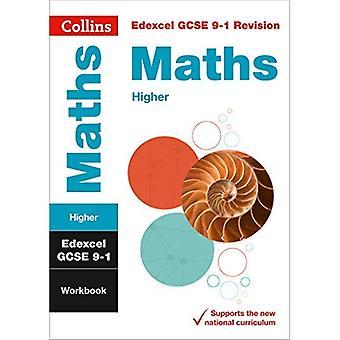 Edexcel GCSE 9-1 Maths Higher Workbook (Collins GCSE 9-1 Revision) (Collins� GCSE 9-1 Revision)